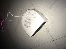 Room blower and heater