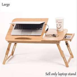Laptop Table for Home & Office use with drawers & 2 cooling fan