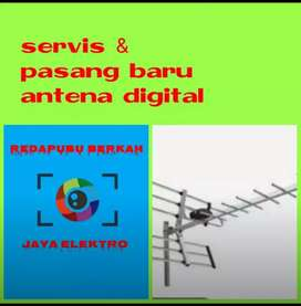Antena digital jernih