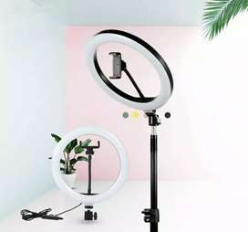 RINGLIGHT 26cm + TRIPOD + HOLDER HP