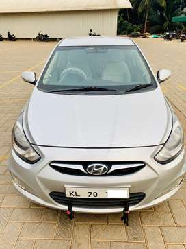 Hyundai Verna Fluidic 1.4 CRDi, 2013, Diesel