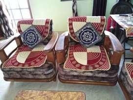 Sofa wooden