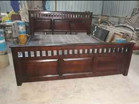 WOODEN COT DIRECT FACTORY SALE