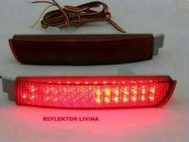Grand LIVINA - Lampu Reflektor Belakang - kikim veteran -1