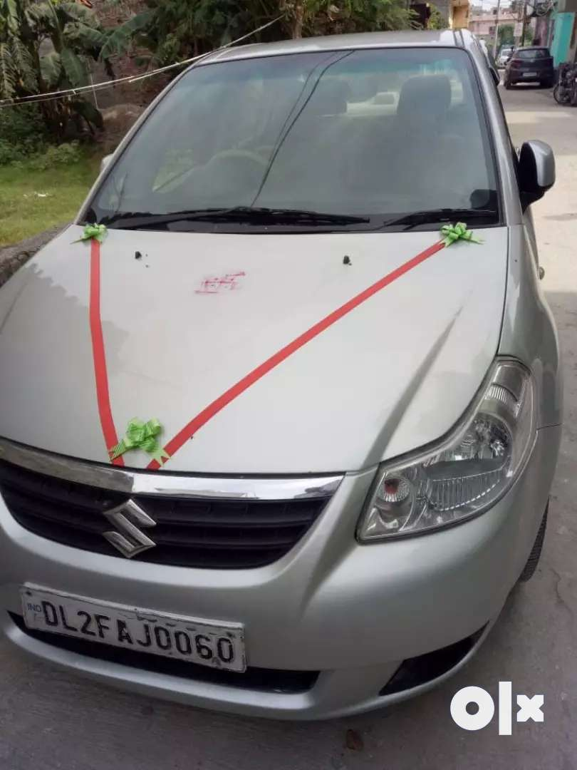 SX4 zxi petrol with CNG on paper. 0
