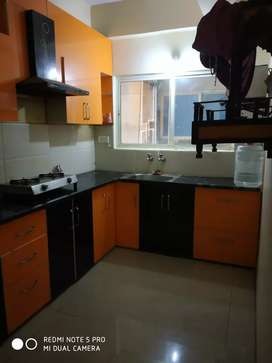 Fully furnished flat with beautiful and peaceful location