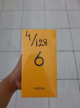 Realme 6 4/128 new garansi resmi