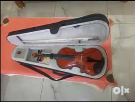 KAPS Original 4/4 Violin - Complete Set with All Accessories and Bill