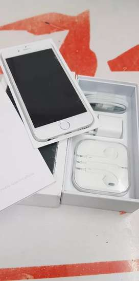 100% original product iPhone 6 64gb with bill box six months sellers