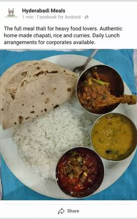 Required biriyani chef experienced or non experience l