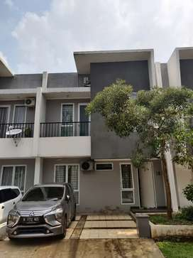 Sewa Rumah Serpong Jaya, Cluster The Height, Furnished (most by IKEA)