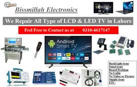 LCD & LED TV Repairing Available in Lahore