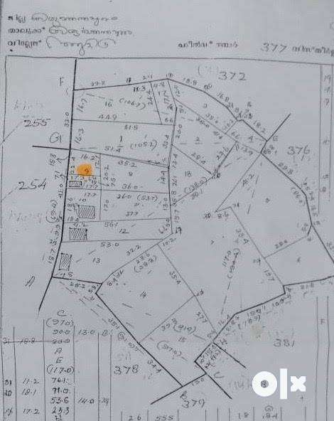 property for sale near infosys, trivandrum