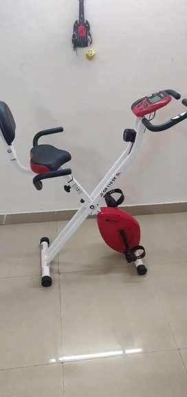 Powermax Magnetic Fitness Cycle