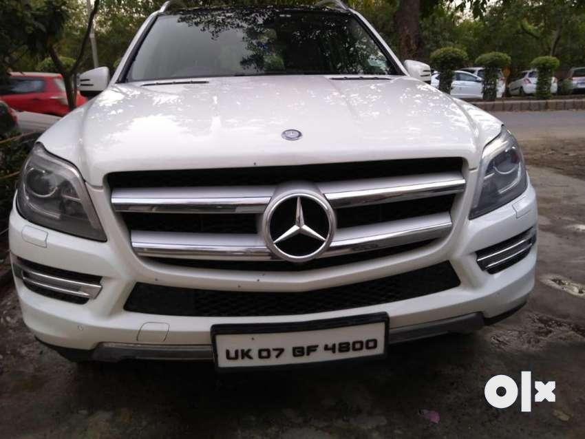 Mercedes-Benz GL-Class 350 CDI, 2014, Diesel 0