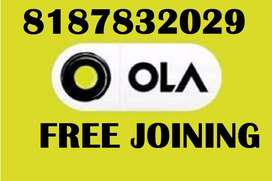 OLA BIKE FREE JOINING DAILY PAYMENT+INSENTIVE NO TARGETS APPLY NOW