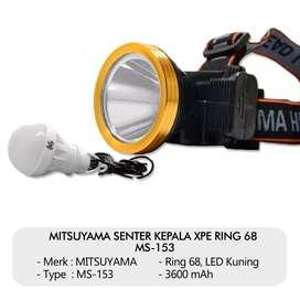 MITSUYAMA SENTER KEPALA XPE RING 68 7W MS-153