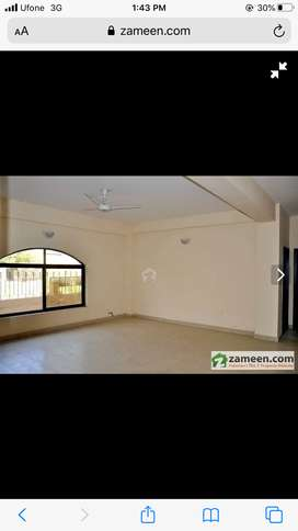3 beds apartment for sale on warsak road