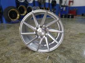 toko velg CIAO JD8142 HSR Ring 15X7 H8X100-114,3 ET30 SMF