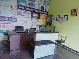 Nabh computer education institute, receptionist requirement