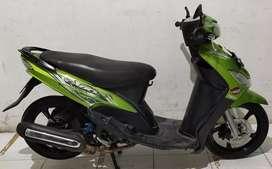 Yamaha Mio Sporty Tahun 2011 (Raharja Motor Kendari)