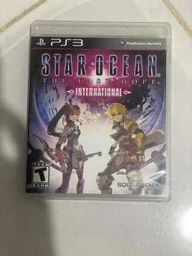 Star ocean game ps3