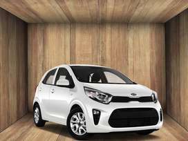 Kia Picanto Manual Transmission white Brand new unregistered