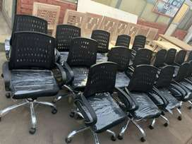 Brand new office Chairs .we are manufacturer. 2 years warranty on tilt