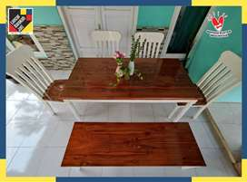 meja makan cafe kayu B28138