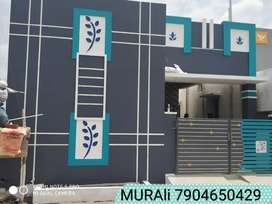 MURAli NEW 2 BHK NORTH FACING HOUSE SALE IN VLANKURCHI