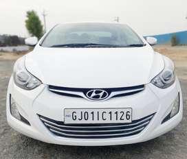 Hyundai Elantra 1.6 SX Automatic, 2015, Diesel