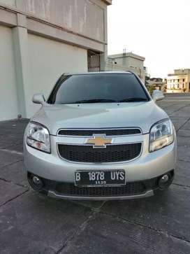 Chevrolet Orlando 2015 LT 1,8cc Silver Low KM
