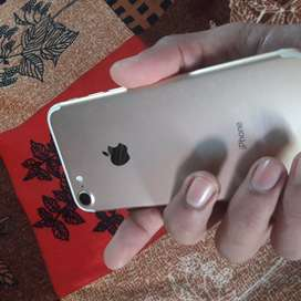 i phone 7 gold excellent condition with all accessories ..seald
