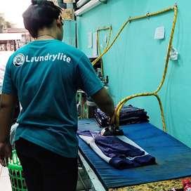 Dibutuhkan Karyawan Laundry Berpengalaman