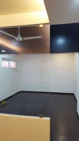 1000 SQ.FT. COMMERCIAL OFFICE SPACE FOR RENT @ NELSON MANIKAM ROAD