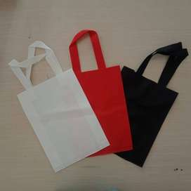 goodie bag sablon custom