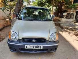 Hyundai Santro LP, 2002, Petrol