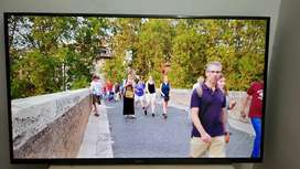 55inch 4K Smart Android Sony Led Tv Golden Offer