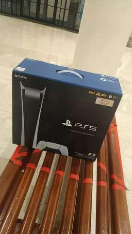 PS5 playstation 5 digital version