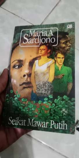 Novel Maria A. Sardjono