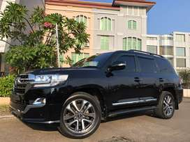 Land Cruiser 4.6 VX200 Bensin 2008 Black Km70rb Rubah New Model 2019