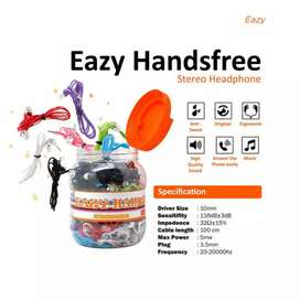 grosir hansfree jete candy + mic 1 toples isi 50pcs