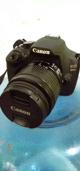 Kamera DSLR Canon Canon Canon 1200D