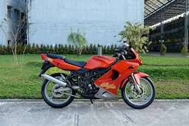 Kawasaki Ninja RR Orange 2007