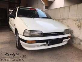 Charade CX th 88 Putih Mantap
