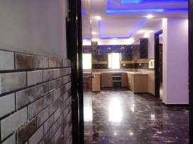 3bhk SPACIOUS FLAT IN NEW OFFER LED PANEL FREE FREAT INTERIOR WORK