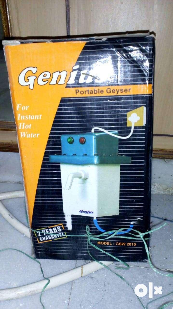 Portable Geyser for Kitchen/Bathroom 0