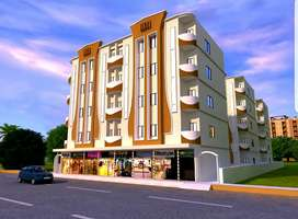 3 Rooms Brand New Flat VIP Location Surjani