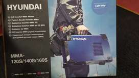 Hyundai welding machine MMA160(korean brand)