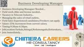 Business Developing Managaer